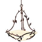 Ponderosa 5-Light Bowl Pendant Finish: Ponderosa