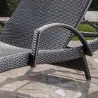 Caddell Adjustable Chaise Lounge