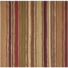 Striped Kilim Hand-Woven Wool Area Rug Rug Size: Rectangle 4' x 6'