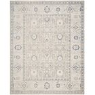 Palaiseur Taupe/Ivory Area Rug Rug Size: Rectangle 8' x 10'
