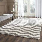 Kimberley Gray/Beige Area Rug Rug Size: Square 6'7