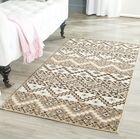 Rangely Brown/Ivory Indoor/Outdoor Area Rug Rug Size: Rectangle 4' x 5'7
