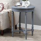 Katalina End Table Color: Gray