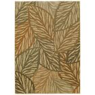 Tommy Bahama Voyage Beige / Multi Abstract Rug Rug Size: Rectangle 7'10