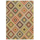 Tommy Bahama Cabana Beige / Multi Geometric Indoor/Outdoor Area Rug Rug Size: Rectangle 3'10