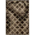 Seaside Brown/Beige Area Rug Rug Size: Rectangle 8'6