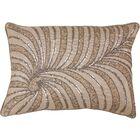 Embroidery Lumbar Pillow