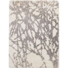 Coraima Cream/Dark Gray Area Rug