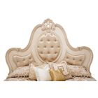 Chateau De Lago Upholstered Panel Headboard Size: Queen