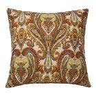 Hudson Throw Pillow Color: Natural