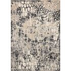 Gleam Flint Area Rug Rug Size: Rectangle 7'10