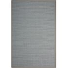 Brilliance Gray Area Rug Rug Size: Rectangle 5' x 7'6