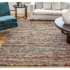Rochester Red Area Rug Rug Size: 5'3