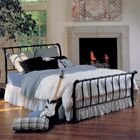 Janis Sleigh Bed Size: Queen