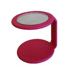 Rivage Side Table Finish: Pink