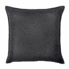 Bedford Throw Pillow Color: Black Ink