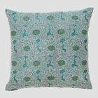 Palermo Throw Pillow Color: Teal