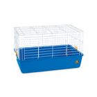 Deep Tub Small Animal Cage Color: Blue, Size: 16