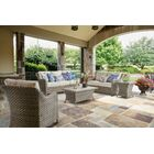 Keever 3 Piece Sofa Set with Cushions