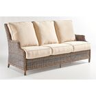 Fannin Sofa with Cushion Fabric: Sparkle Nautical