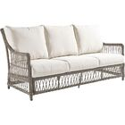 Ryann Sofa with Cushion Fabric: Cayenne