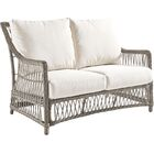 Ryann Loveseat with Cushion Fabric: Cast Slate