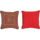 St. Nicholas Veranda Throw Pillow