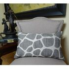 Rocky Way Onyx Handmade Throw Pillow Size: 12