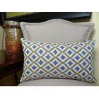 Luv Handmade Throw Pillow Size: 12