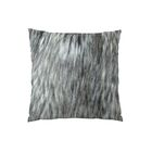 Siberian Husky Handmade Faux Throw Pillow Size: 22