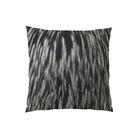 Wolf Fur Handmade Throw Pillow Size: 12