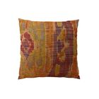 Bear Canyon Handmade Throw Pillow Size: 22
