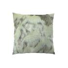 Rabbit Fur Handmade Throw Pillow Size: 24