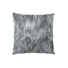 Wolf Handmade Throw Pillow Size: 18