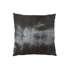 Tip Dyed Mink Handmade Throw Pillow  Size: 16