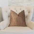 Gamboa Handmade Throw Pillow Size: 12