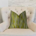 Pinceaux Handmade Throw Pillow  Size: 24