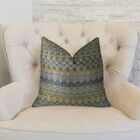 Merlot Way Double Sided Throw Pillow Size: 20