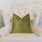 Fork Valley Handmade Throw Pillow  Size: 26