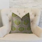 Tulip Handmade Throw Pillow Size: 26