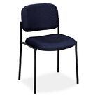 Stacking Guest Chair Seat Color: Navy