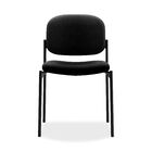 Stacking Guest Chair Seat Color: Black