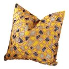 Mosaic 100% Cotton Throw Pillow