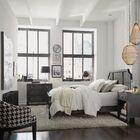 Calderdale Wood Panel Configurable Bedroom Set Bed Size: Queen
