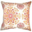 Jamesie Floral Bedding Sham Color: Coral, Size: Queen