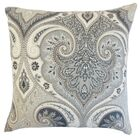 Chandley Damask Bedding Sham Size: Euro, Color: Shadow