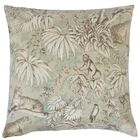 Ender Graphic Linen Throw Pillow Color: Saddle, Size: 20