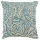 Freira Geometric Throw Pillow Size: 24