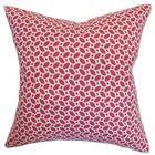 Zlin Cotton Throw Pillow Size: 20