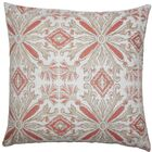 Esadowa Damask Throw Pillow Size: 20